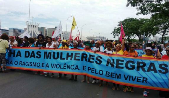 FOTO 3 Marcha Mulheres Negras